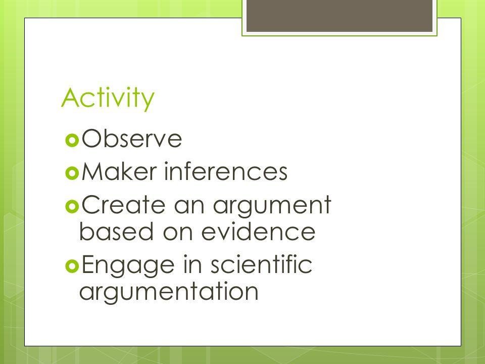 argumentative skills definition