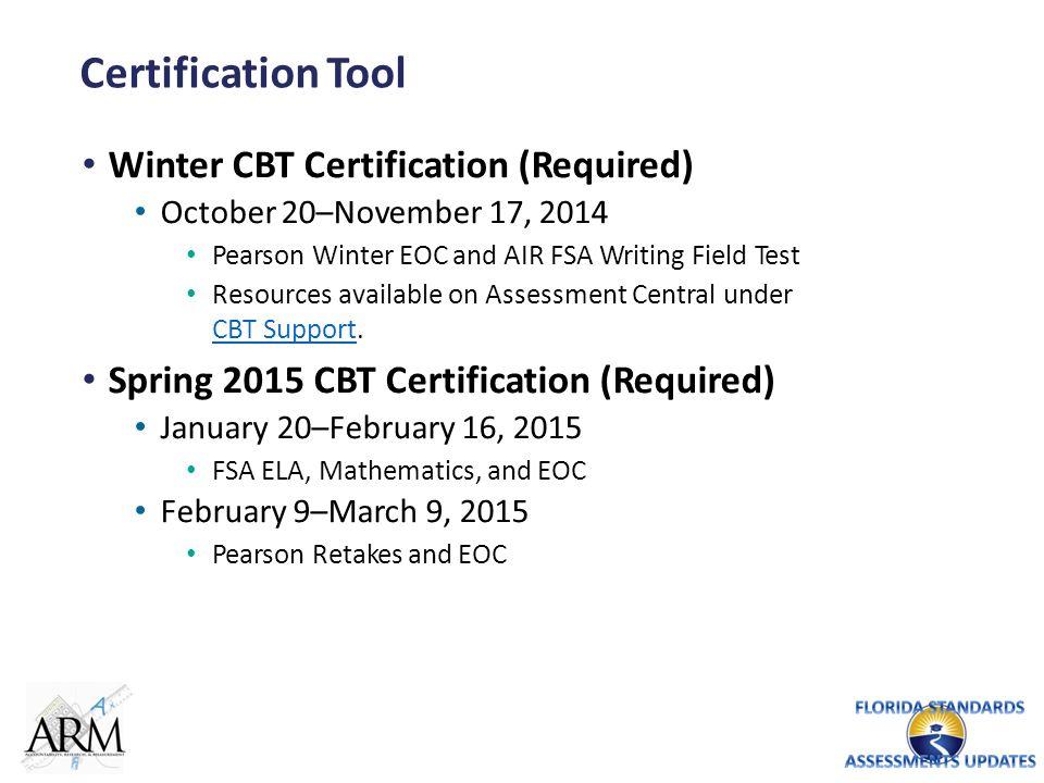 Florida Standards Assessments Updates 10/20/ ppt download