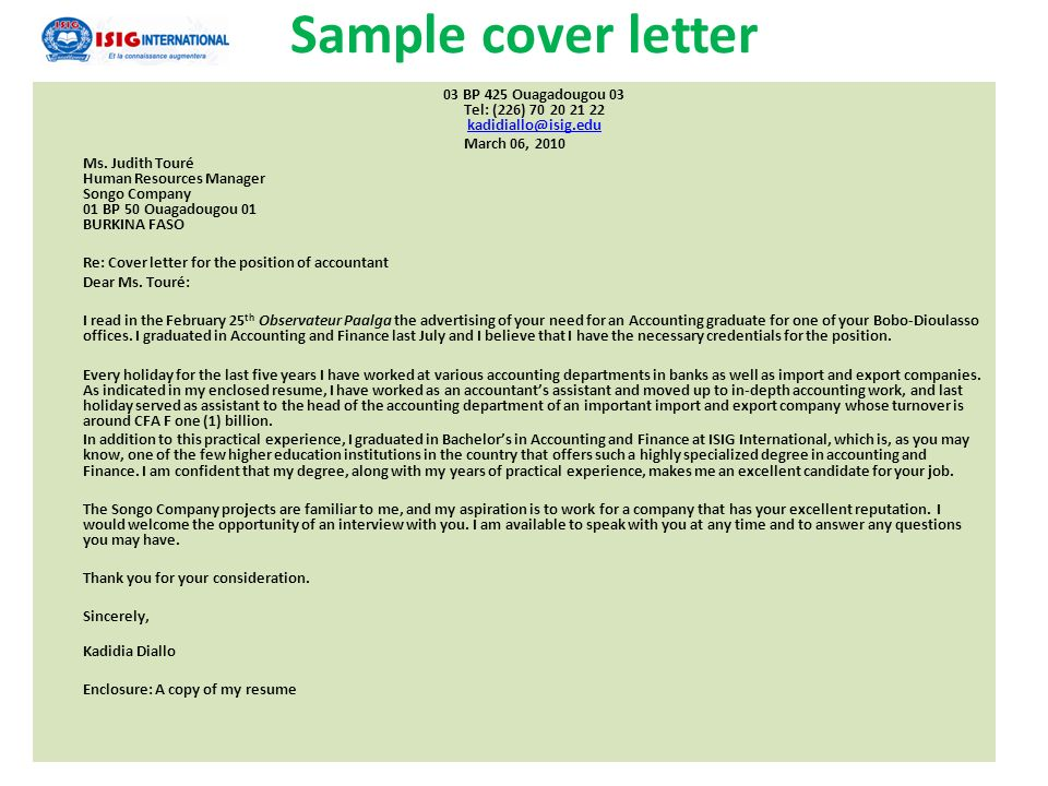 WRITING A COVER LETTER. What is a cover letter? A cover ...