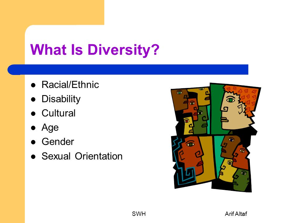 Ethnic sexual orientation