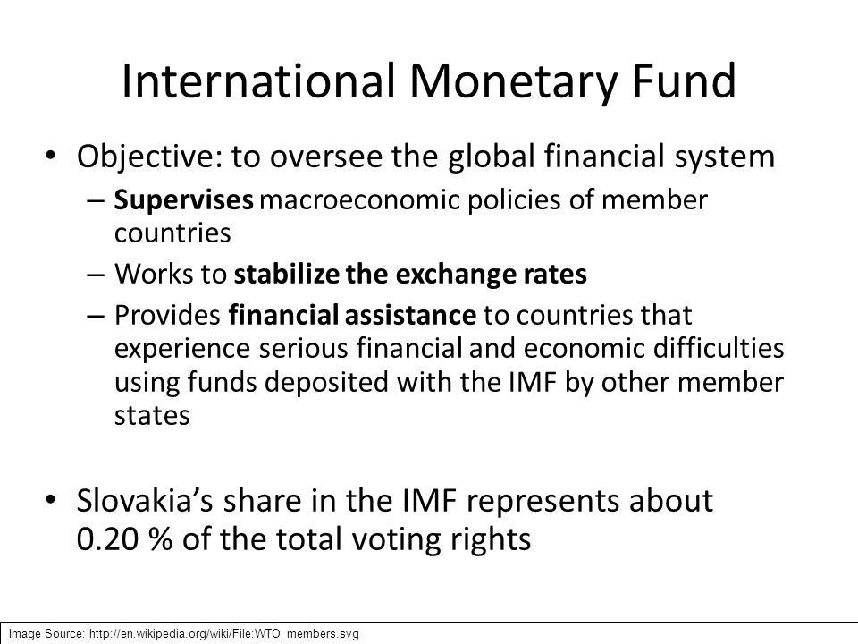 international monetary fund essay The international monetary fund (imf) and the world bank group are two global institutions created to assist nations in becoming and remaining economically viable each plays an imporant role in the environment of international trade by helping maintain stability in the financial markets and by.