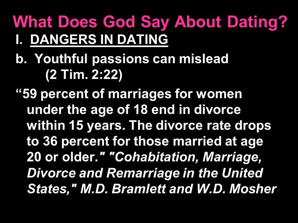god and dating after divorce