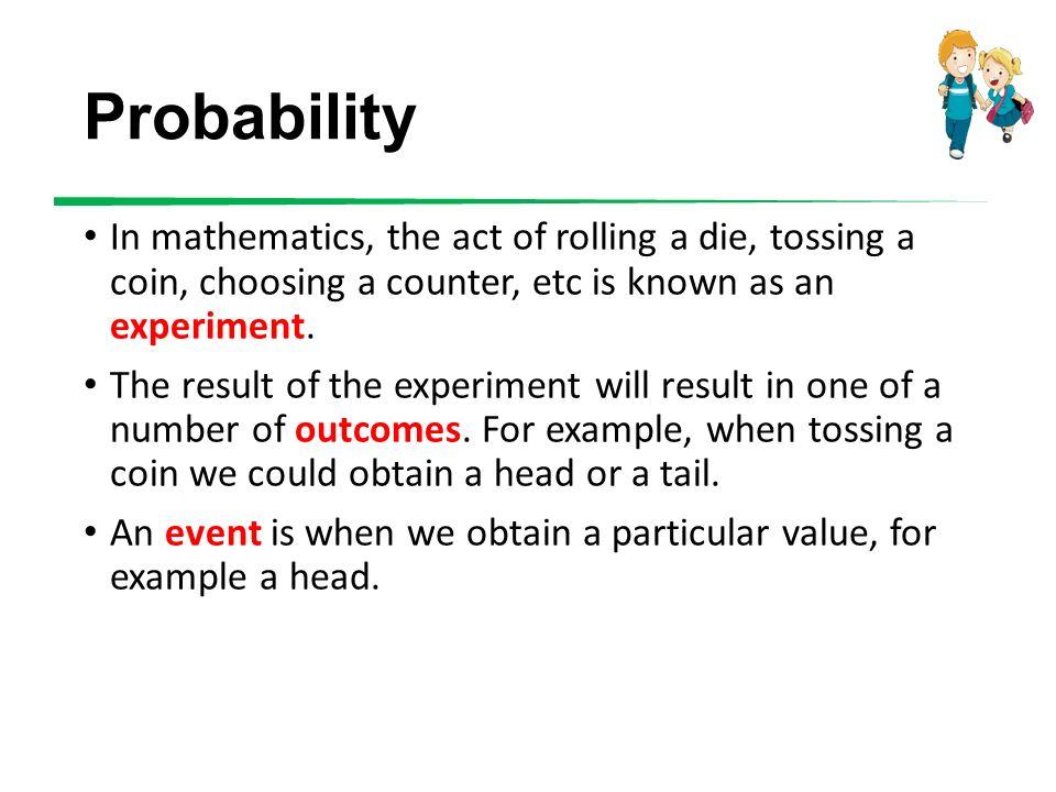 Year 8 Mathematics Probability  - ppt download