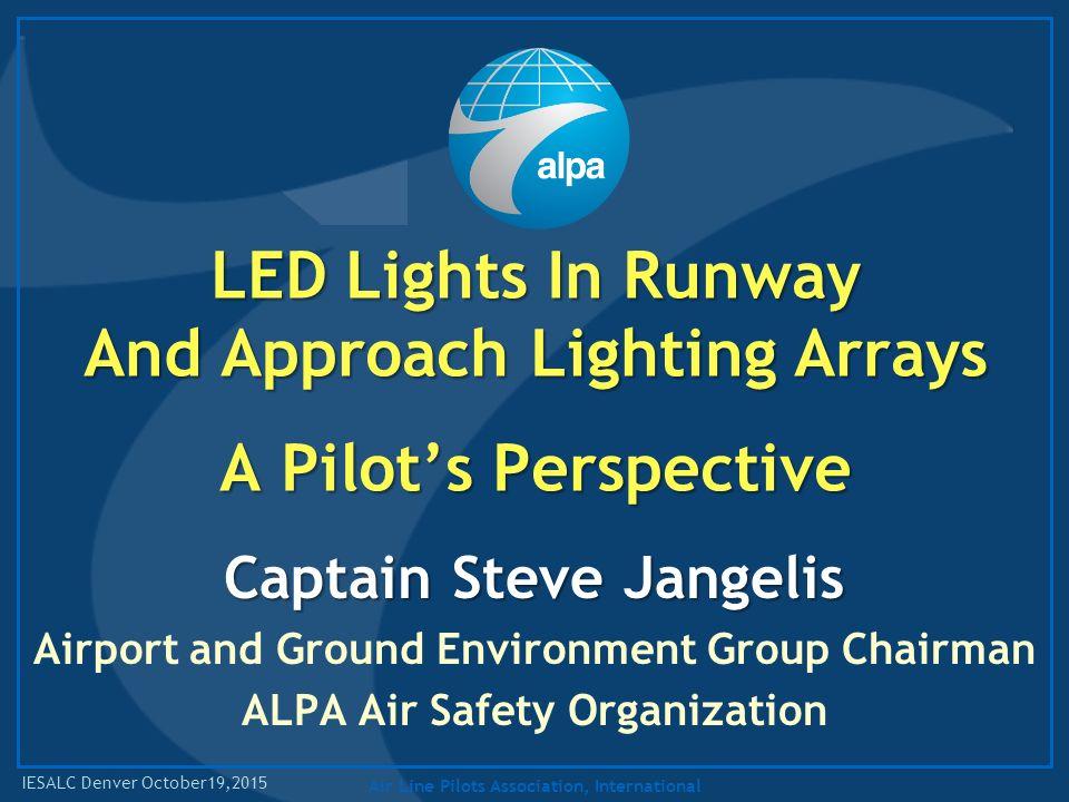 air line pilots association international iesalc denver october19