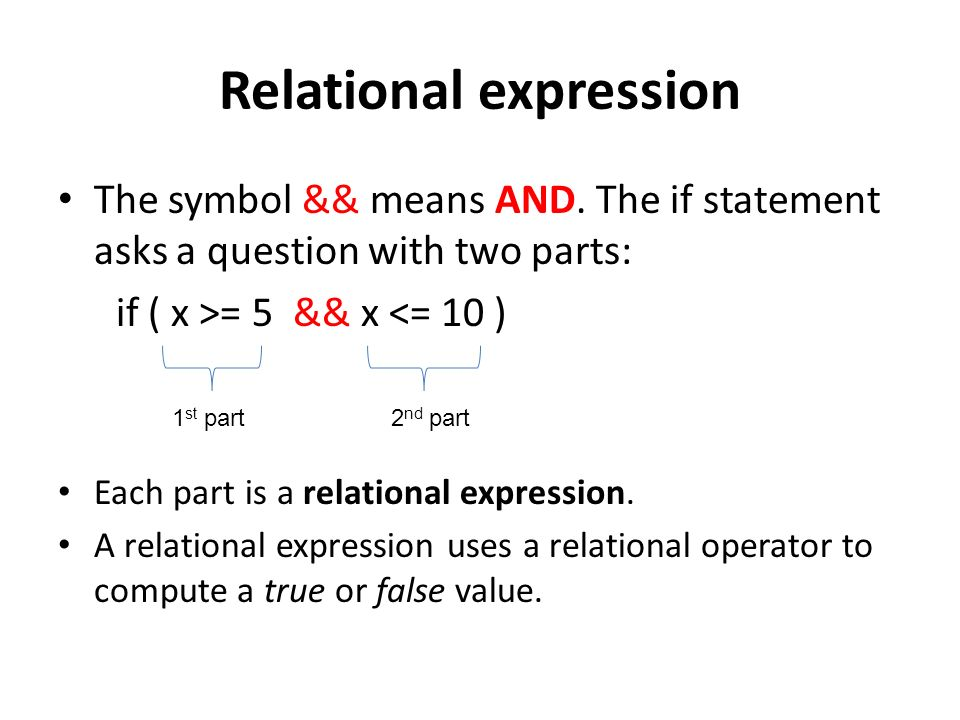 Introduction To Programming In Java Lecture 11 Boolean Expressions