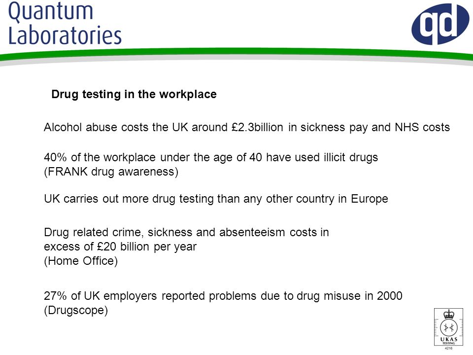 Alcohol and Substance Misuse in the Workplace Jolyon Carmedy