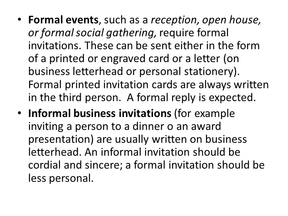 Social business correspondence social business correspondence does 3 formal events stopboris Choice Image