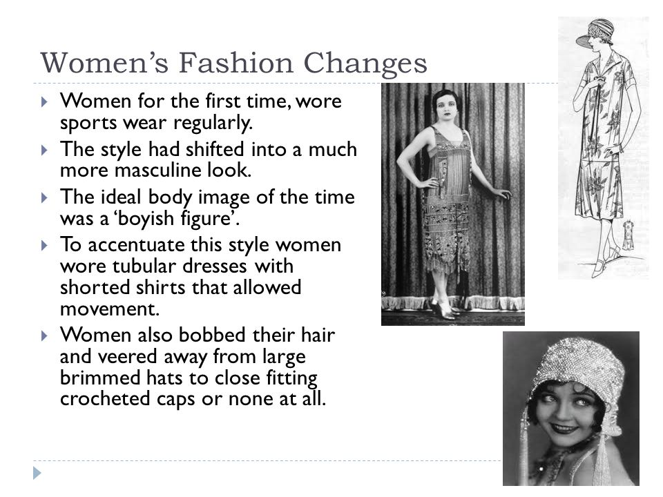 Fashion in the 1920s Harley Chase, Victoria Powers, Ashley