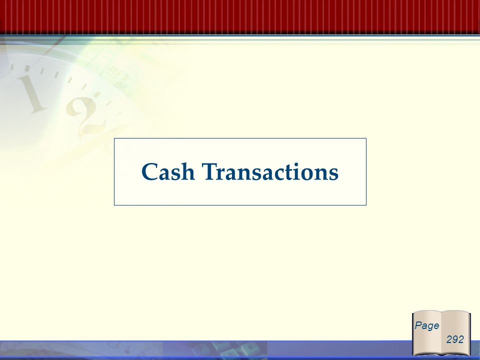 glencoe mcgraw hill cash receipts cash payments and banking
