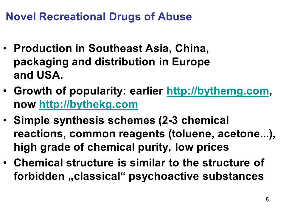 1 Recreational drugs ass  prof  S  Zakharov, M D , Ph D
