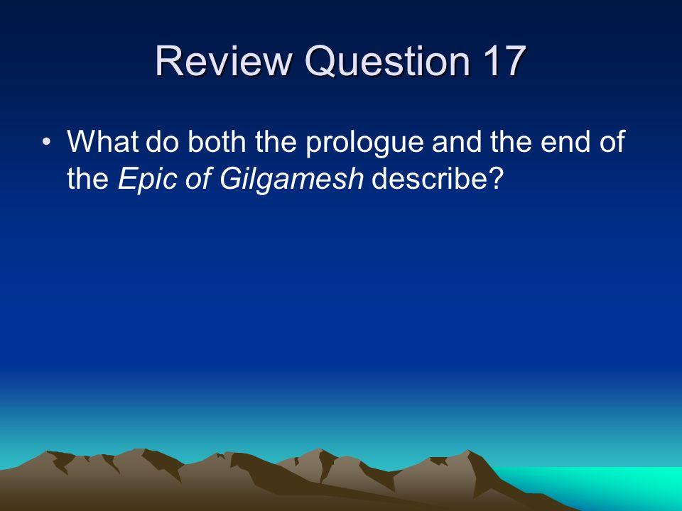 describe gilgamesh
