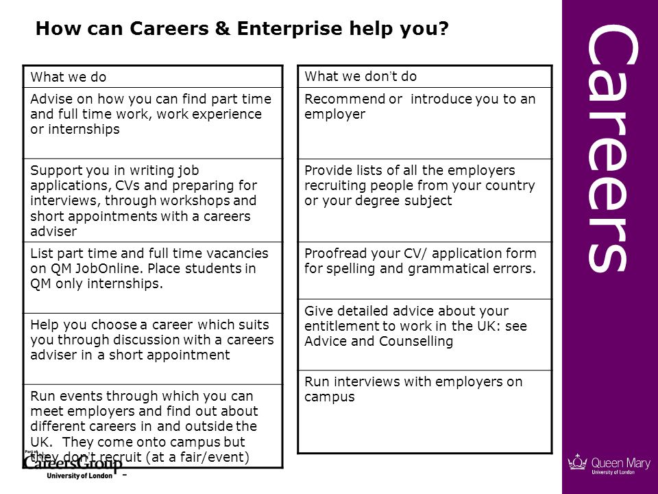 careers international students how to find part time work careers
