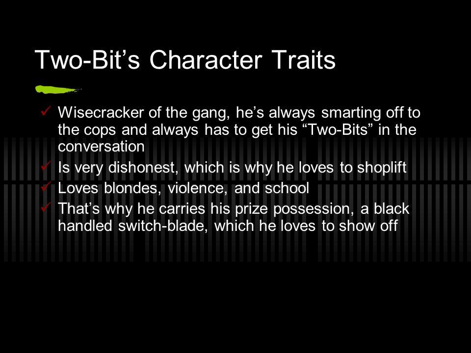 johnny cade personality traits