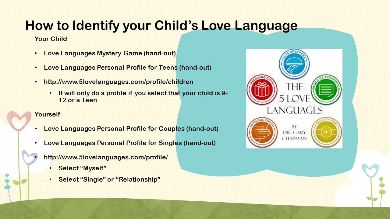 16 How To Identify Your Childs Love Language