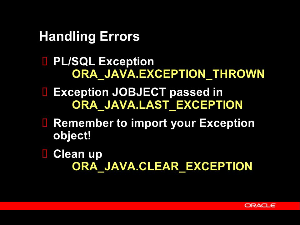 How to Leverage Java in Oracle Forms Web Applications Duncan