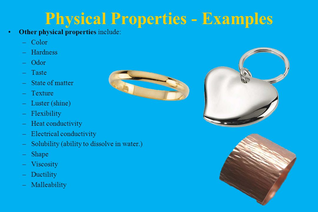 notes 1-2 part 2 chemical properties physical changes chemical