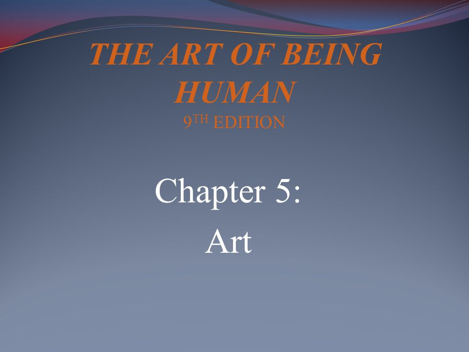 The art of being human a textbook for cultural anthropology.