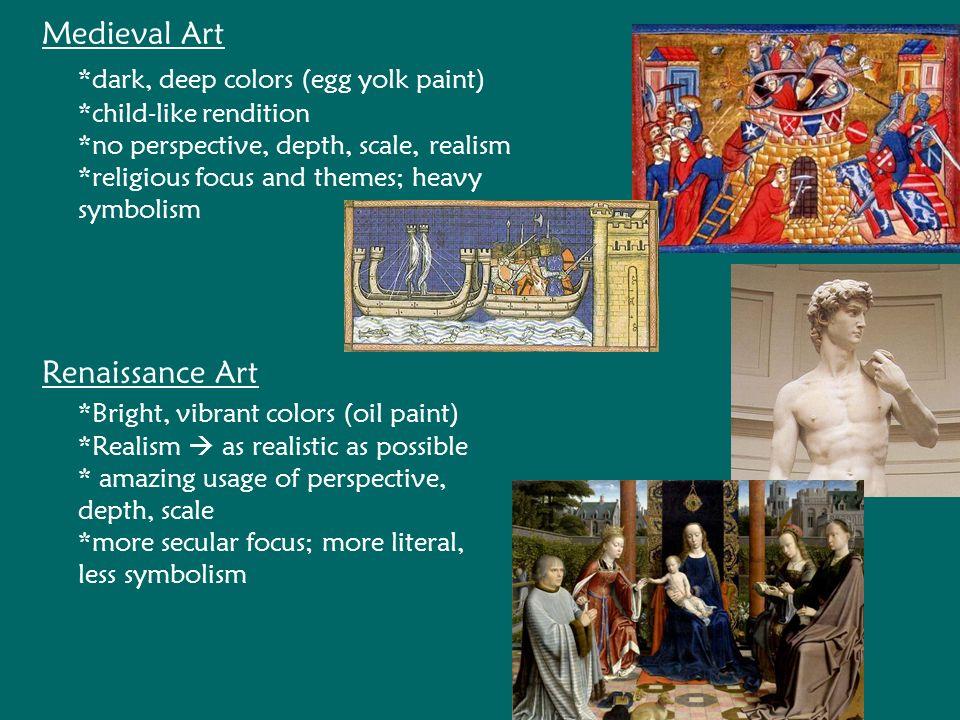 Unit Vi The Early Modern Era The Renaissance Medieval Art Dark