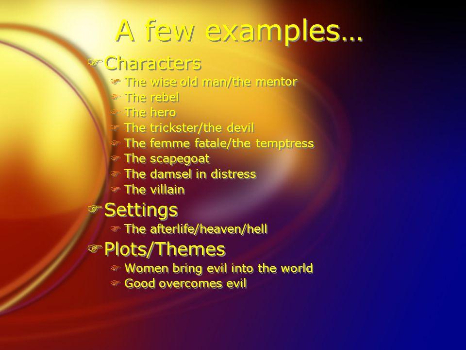 temptress examples