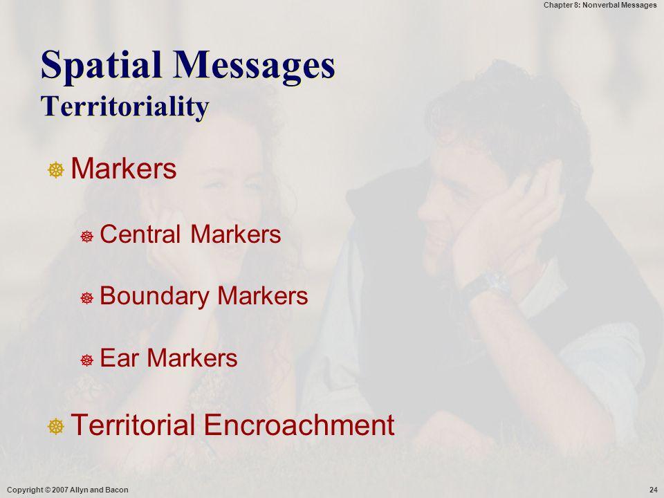 territorial encroachment