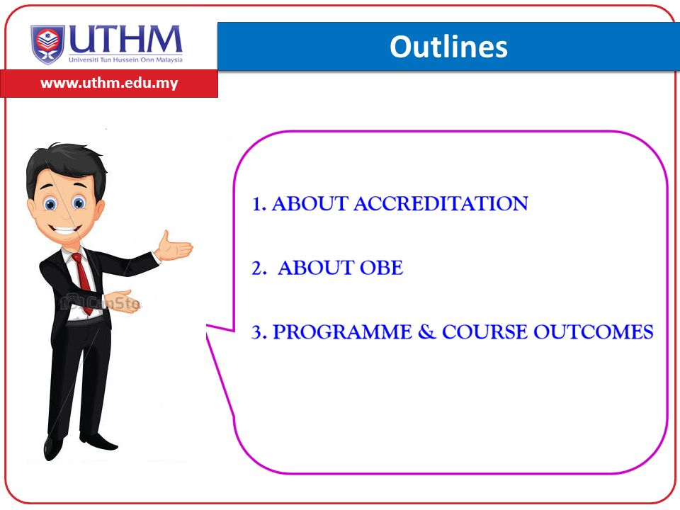 OUTCOME BASED EDUCATION (O B E) (For Students) by: OBE Sector