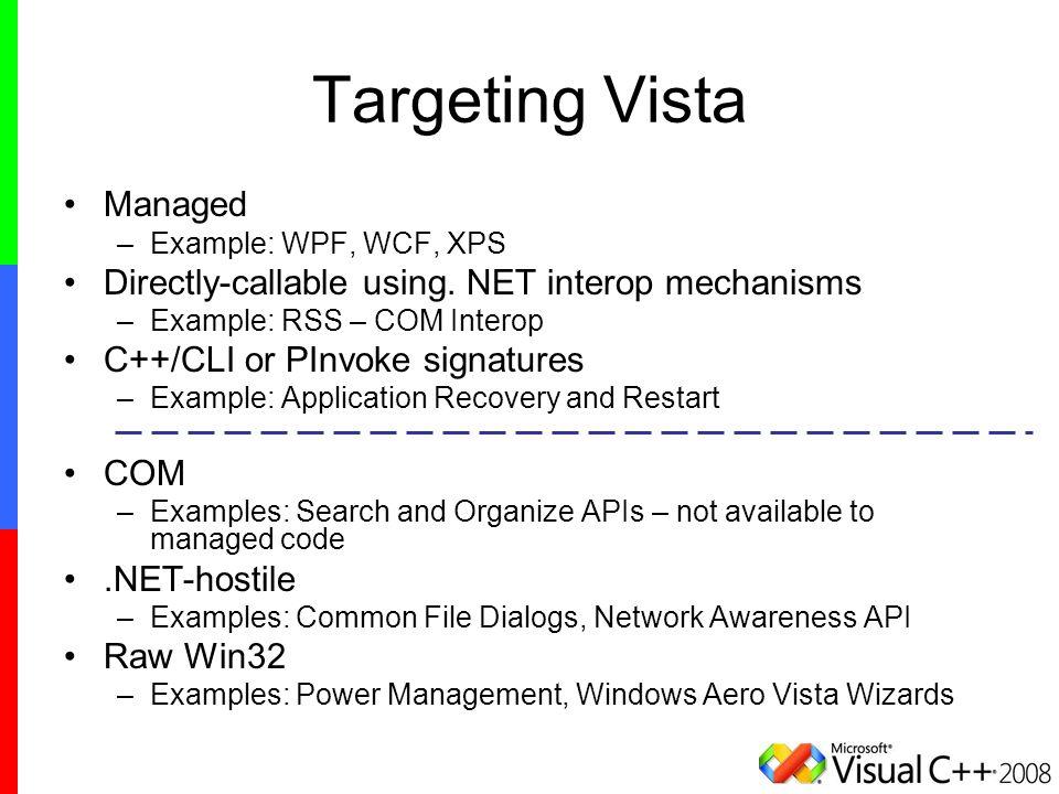 Porting to Visual C Damien Watkins Program Manager Visual C++ - ppt