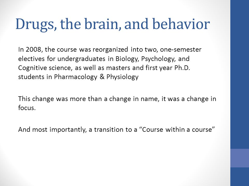 Learning to teach by teaching neuroscience Patrick A