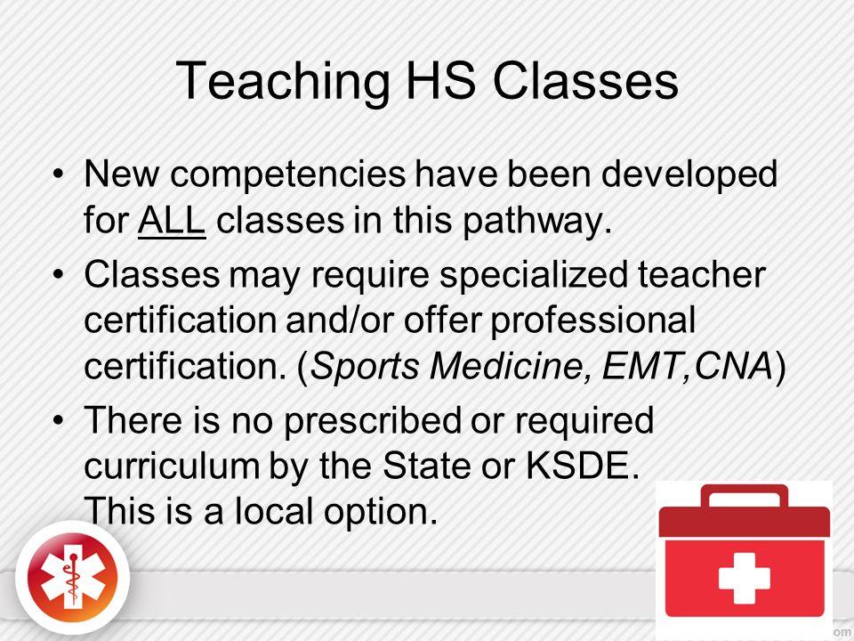 Kansas Health Science Teachers Updates Information Ppt Download