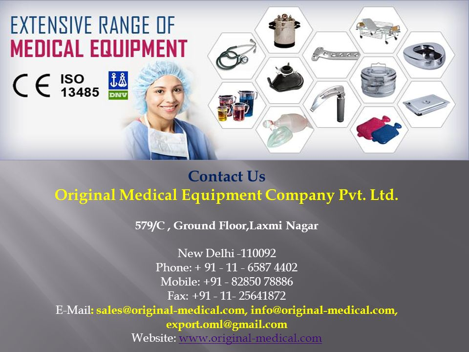 It is also called as Surgical Utensils  Stainless steel