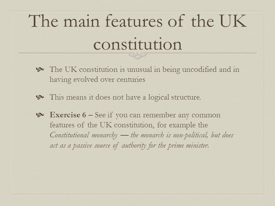 example of a constitutional monarchy