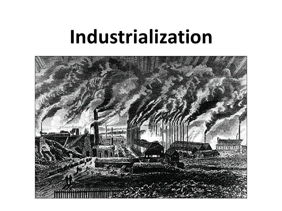 "industrialization and appalachia A hillbilly syllabus posted on december 10, 2017 february 3, 2018 by eric kerl ""some people call me hillbilly some people call me mountain man well, you can call me appalachia  but the industrialization of the mountains shattered the ecological balance that sustained the households."