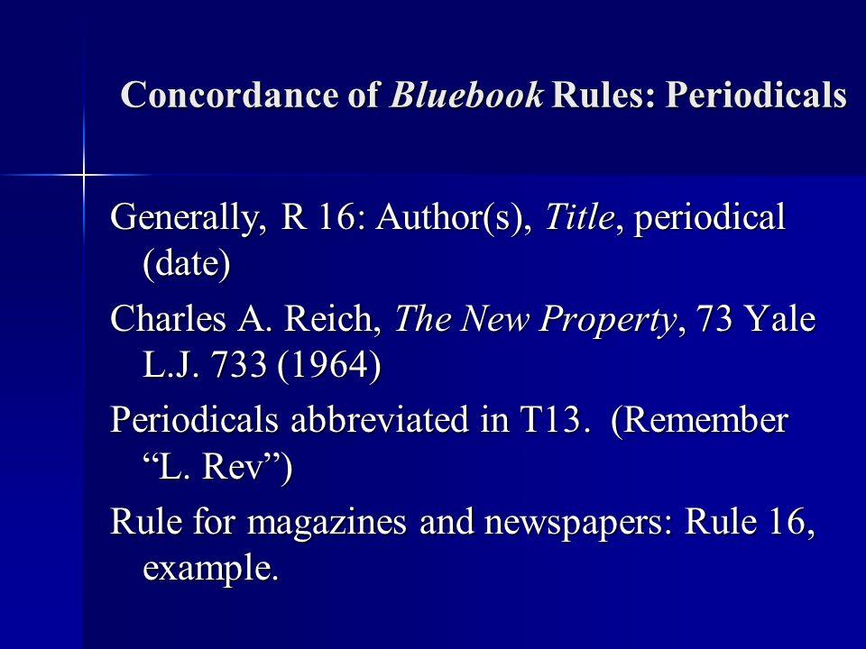 bluebook newspaper citation