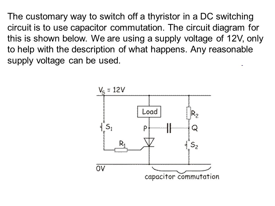 5-5- High power switching systems Which includes: general thyristor ...