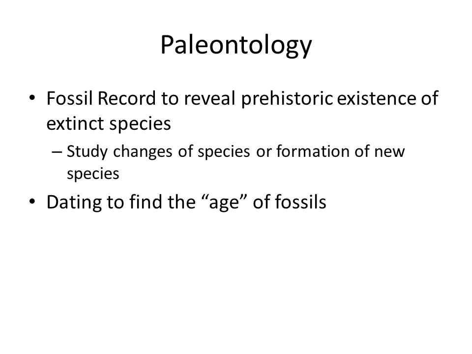 Evolutionary Evidence Evidence for Evolution 5 scientific ...