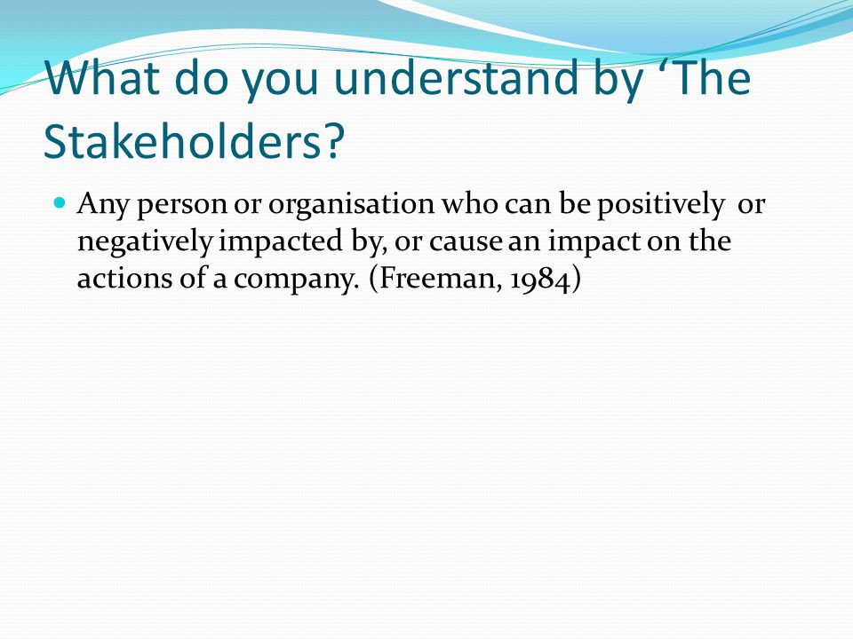 what do you understand by business environment
