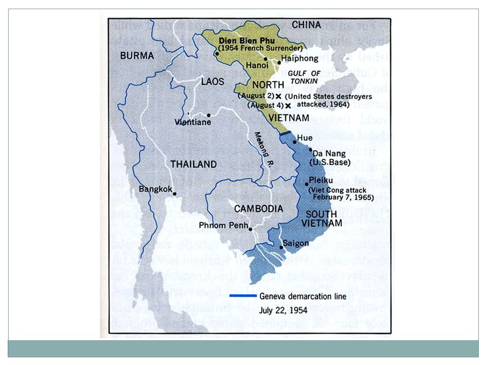 Origins Of The Vietnam War Background Early 1600s French Catholic