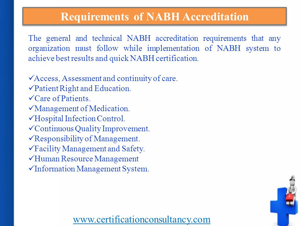 Hospital Accreditation Documentation Process & Standard