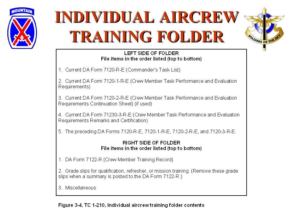 2 10th Aviation Regiment Nrcm Flight Instructor Training Program