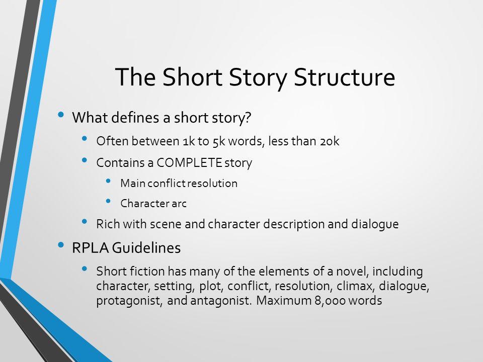 Short Story Workshop John Hope Short Story Workshop Agenda Writing