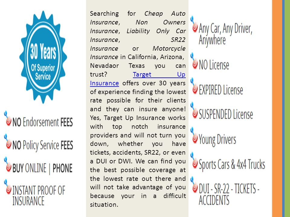 Cheap Car Insurance Buying Low Cost Auto Insurance Shouldnt Be A