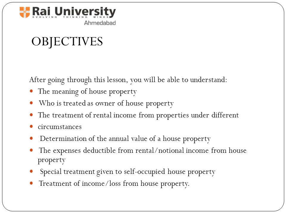 Net annual value of house property investment herovi investments that pay