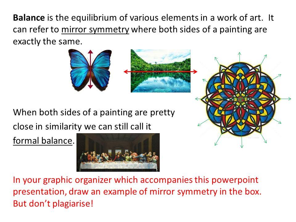 Principle of design balance ppt — photo 1