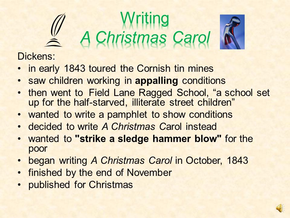 including a christmas carol his father was released from prison after inheriting money - When Was A Christmas Carol Published