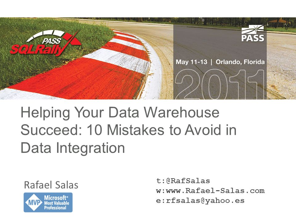 Helping Your Data Warehouse Succeed: 10 Mistakes to Avoid in