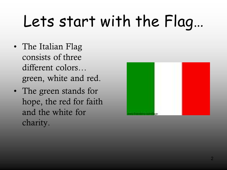 Some Basic Facts On Italy For 3 Rd Graders Deanna Cascio