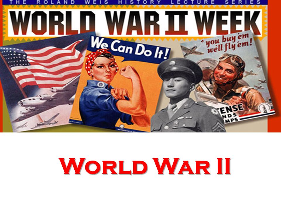 an examination of americas involvement in world war two When war broke out, there was no way the world could possibly know the severity it would have taken on the people of the world fortunately one country saw and understood that germany and its allies would have to be stopped america's involvement in world war.