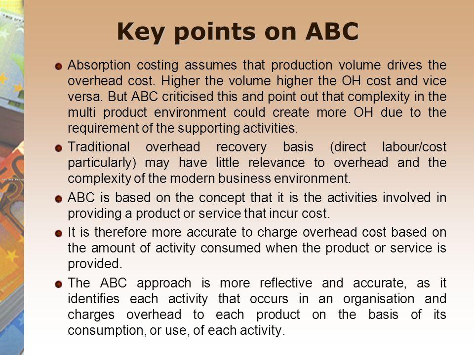 absorption costing vs marginal costing