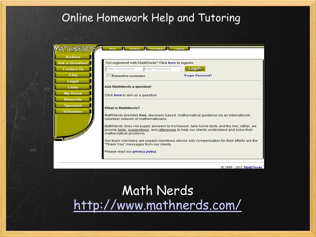 help with math homework online free Math homework help is available for 1st standard to 12th standard students go 4 guru is an online tutoring company, assisting worldwide students in grade k-12 to master in the required subject go 4 guru provides online coaching on various categories like indian classical music (both carnatic and.