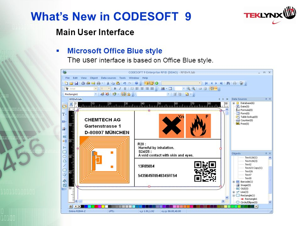 codesoft 9 gratuit