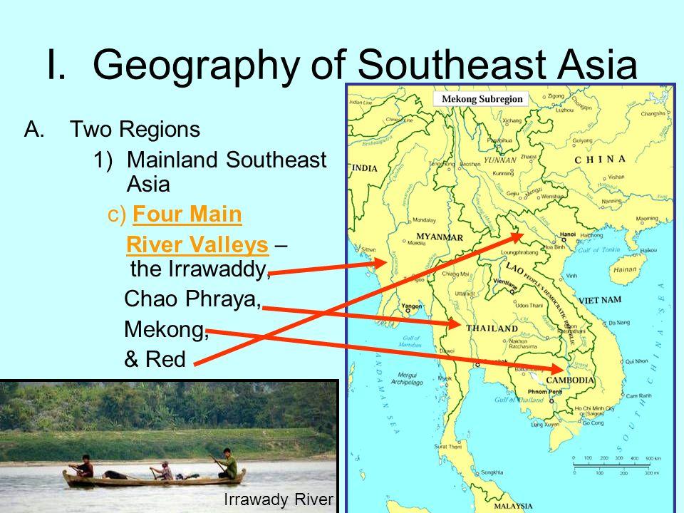 Diverse Cultures in Southeast Asia CH 13 The Spread of Civilization ...